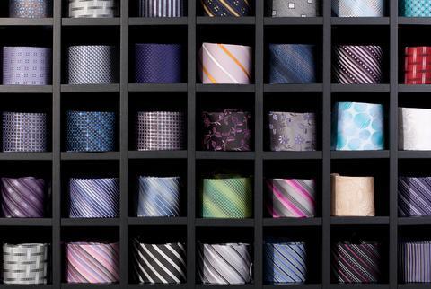 Samostatné kravaty
